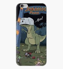 Tyranosaurus Boo iPhone Case