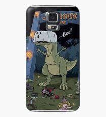 Tyranosaurus Boo Case/Skin for Samsung Galaxy