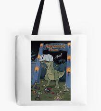 Tyranosaurus Boo Tote Bag