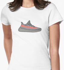 Adidas Yeezy Boost 350 V2 Beluga Minimalist  T-Shirt