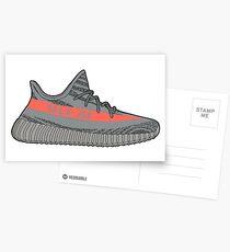Adidas Yeezy Boost 350 V2 Beluga Minimalist  Postcards