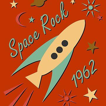 Vintage Space Rock  by vikisa