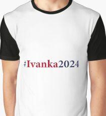 #Ivanka2024 Graphic T-Shirt
