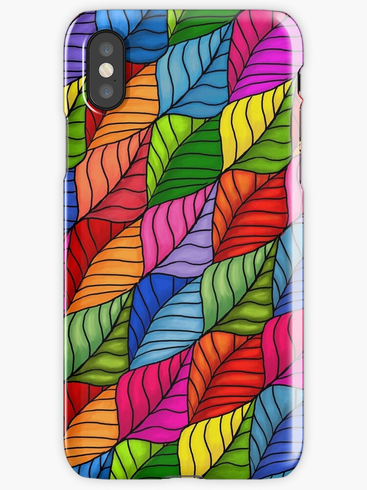 colorful automn by cynthia cabello