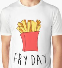 Fry Day Graphic T-Shirt