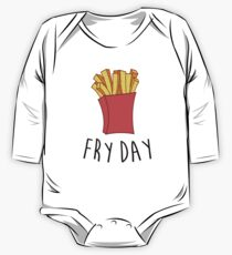 Fry Day One Piece - Long Sleeve