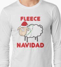 Fleece Navidad - Christmas Shirt T-Shirt