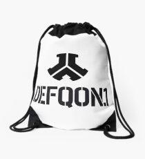 Defcon.1 Logo Drawstring Bag