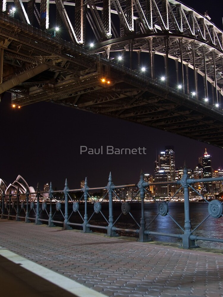 Sydneys Bright Lights von Digzby