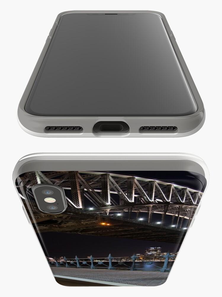 Alternative Ansicht von Sydneys Bright Lights iPhone-Hüllen & Cover