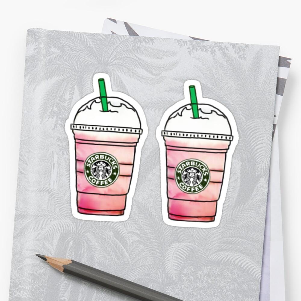 Starbucks Pegatinas
