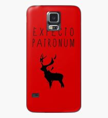 Expecto Patronum tw Case/Skin for Samsung Galaxy