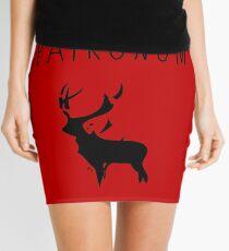 Expecto Patronum tw Mini Skirt