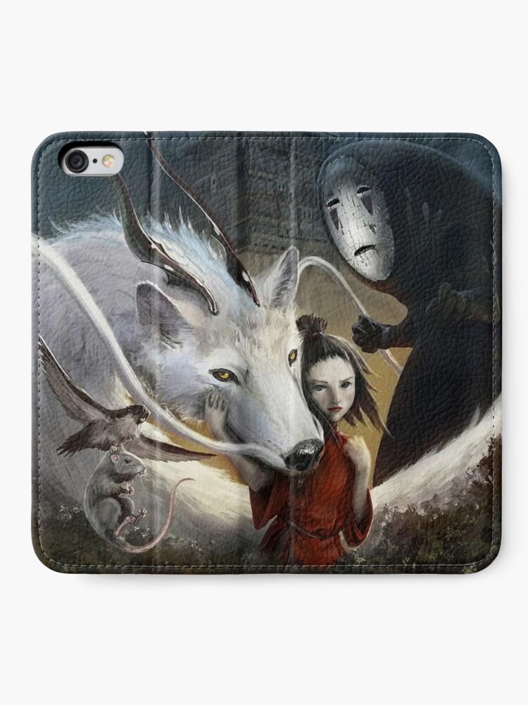 Alternative Ansicht von Chihiros Realistisch iPhone Flip-Case