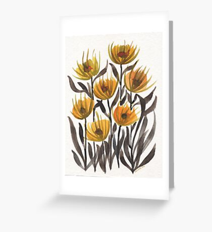 Nuala Greeting Card