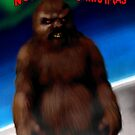 YETI FOR LIFE, NOT JUST CHRISTMAS by Smallbrainfield