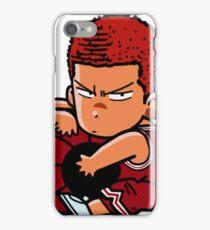 Tensai Basket Ball Man  iPhone Case/Skin