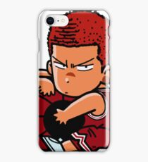 Tensai Basket Ball Man  iPhone Case/Skin