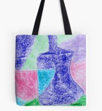 Wine O'Clock Still Life Tote Bag