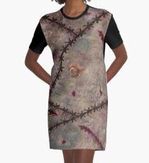 SKIN Graphic T-Shirt Dress