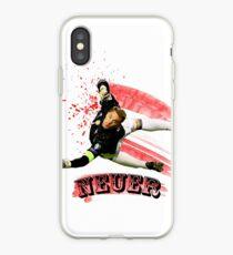 Manuel Neuer iPhone Case