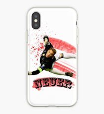 Manuel Neuer iPhone-Hülle & Cover