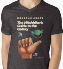 The Hitchhiker's Guide to the Galaxy - Cover T-Shirt