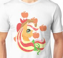 Rainbow Power - Applejack Unisex T-Shirt