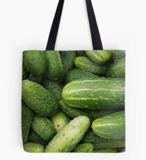 cucumber spring garten Tote Bag
