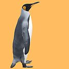 King Penguin by Jane McDougall