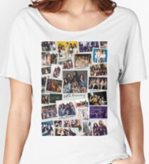 Fifth Harmony Vintage Shots Women's Relaxed Fit T-Shirt