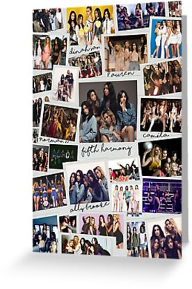 «Fifth Harmony Vintage Shots» de foreverbands