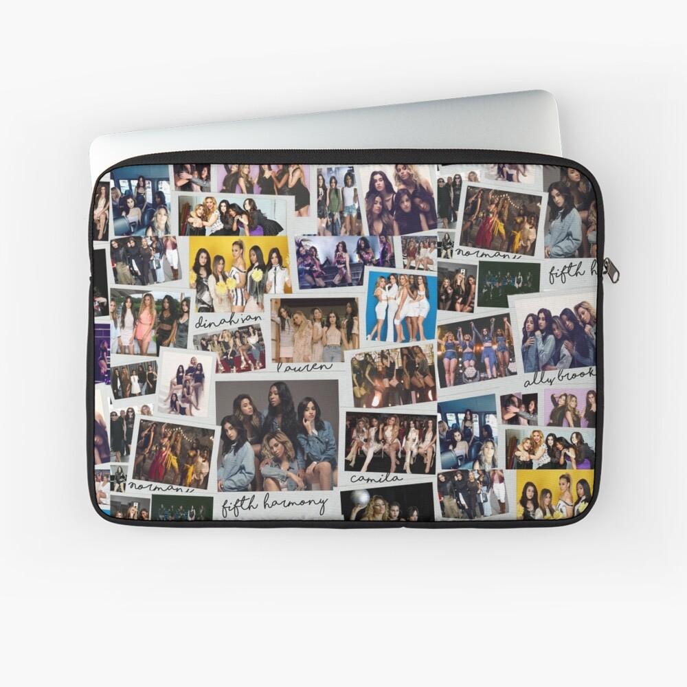 Fifth Harmony Vintage Shots Funda para portátil