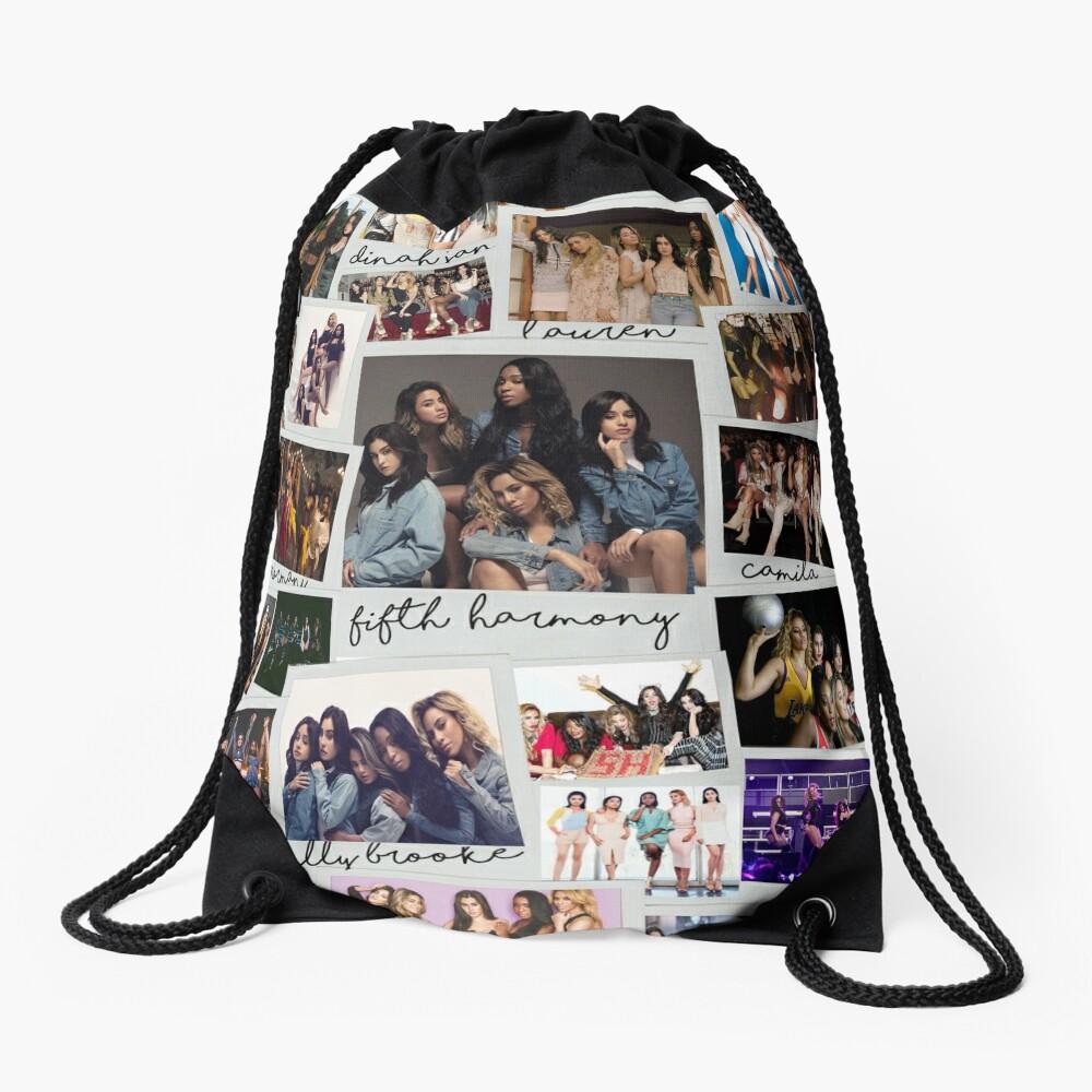 Fifth Harmony Vintage Shots Mochila de cuerdas