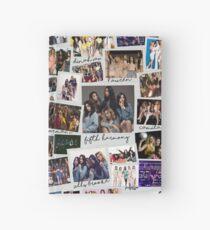 Cuaderno de tapa dura Fifth Harmony Vintage Shots