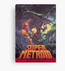 Super Meatrod Canvas Print