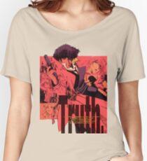 Cowboy Beandip Women's Relaxed Fit T-Shirt