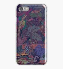 ZABA - Backdrop  iPhone Case/Skin