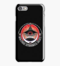 Miskatonic Astrological Society. iPhone Case/Skin