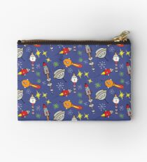 Space ships Studio Pouch