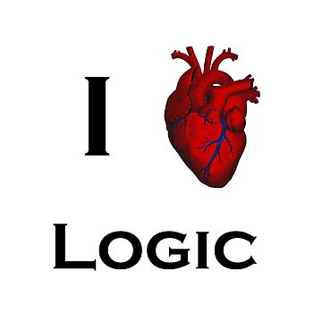 I Heart Logic  by MsMisanthropist