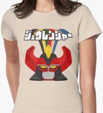 Kyoryu Sentai Zyuranger V2 Women's Fitted T-Shirt