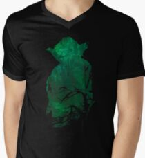 Force  & Wisdom Men's V-Neck T-Shirt