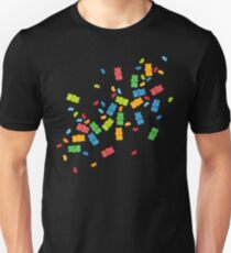 Jelly Beans & Gummy Bears Explosion T-Shirt