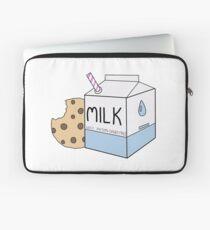 Milk and Cookies Laptop Sleeve