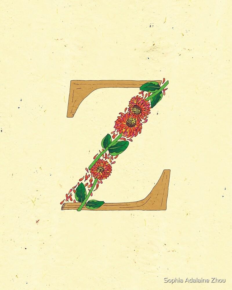 Le Jardin de Adalaine - Z by Sophia Adalaine Zhou