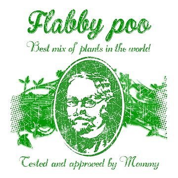 Flabby poo green by since1979