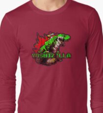 Yoshizilla Long Sleeve T-Shirt
