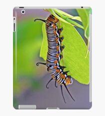 Hungry little Caterpillar iPad Case/Skin