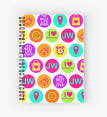 PIONEER ICONS Spiral Notebook